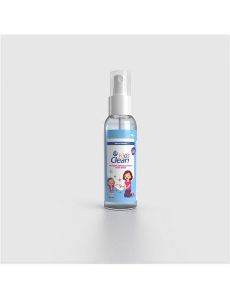 Spray hidroalcoholico Siempre Clean Kids 100 ML