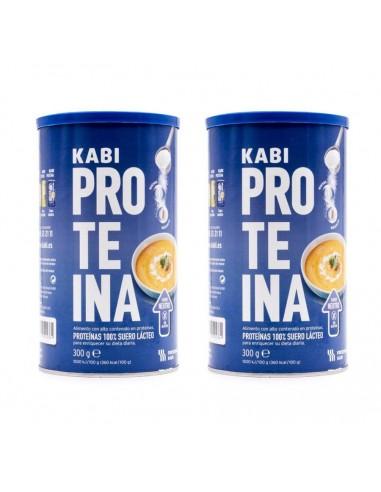 Pack 2u. Proteína en Polvo KABI 300 G...