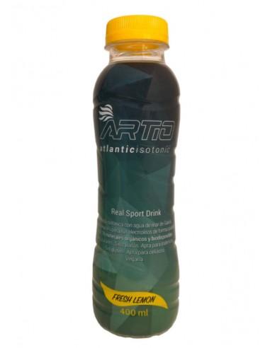 Bebida isotónica Artiosport 400 ML