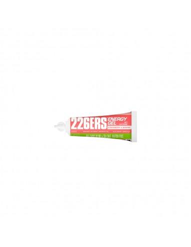 Gel Bio Energy 226 ERS Fresa y Platano (sin Caffeine)