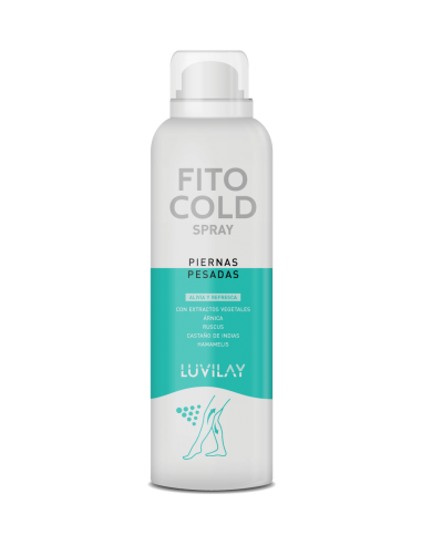 Spray Frío Luvilay FITO COLD Piernas...
