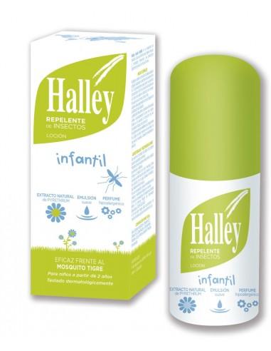 Repelente de insectos Spray HALLEY...
