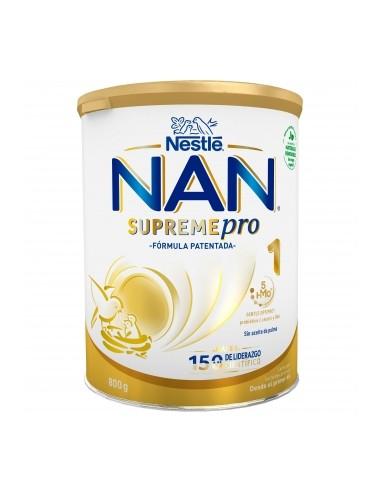 Leche infantil de inicio Nestlé NAN...