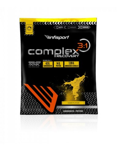 INFISPORT COMPLEX 3:1 RECOVERY POLVO 60 G
