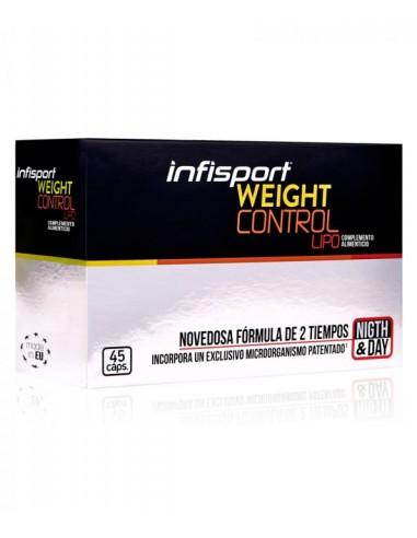 INFISPORT WEIGHT CONTROL LIPO 45 CAPS