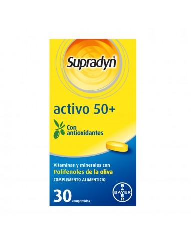 Supradyn Vital 50+ Antioxidantes 30 Comp