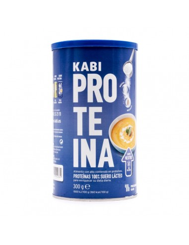 Proteína en Polvo KABI 300 G (Sabor...