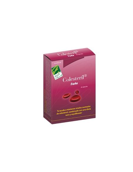 Colesteril Forte 30 Caps