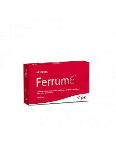 Ferrum 6 60 Caps