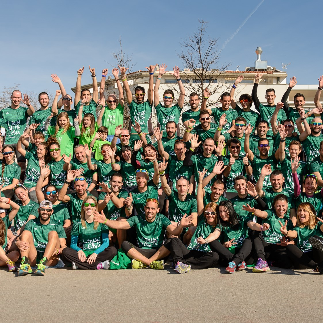 CLUB I RUN WITH LEIVA ATLETISMO KRONOSPORTS