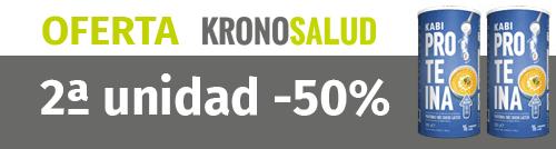 Segunda unidad KABI al -50% de descuento